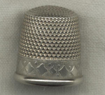 Simons Industrial Alloy Thimble