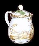 Antique Royal Vienna Porcelain Hot Milk Jug