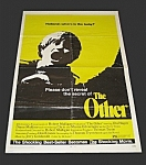 Vintage Original One Sheet Movie Poster - The Other