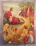 Religious Calendar Art Print -norman Brice
