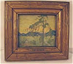 Minature Framed Print - Tom Thomson