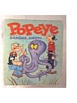 Popeye Big Little Book - 1969