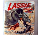 Lassie Big Little Book 1967
