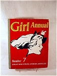 Girl Annual Number 7 Book