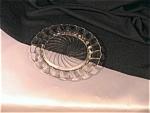 Canadian Swirl Sherbet Plate