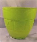 Anchor Hocking Basket Weave Ice Bucket