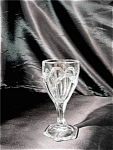 Fostoria Pressed Glass Cordial