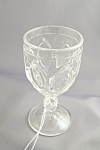 Early Pressed Glass Cordial 3pc Mold