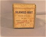 Medical Advertising Box For Silkweed Root