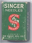 Size Medium Nos Size16x257 Sewing Machine Needles (Ten - 12172a)