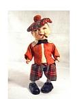 Vintage Wind Up Scotsman