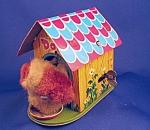 Windup Dog In Tin House - Japan