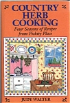Country Herb Cooking By Jusy Walter
