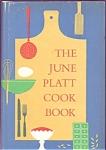 The June Platt Cook Book