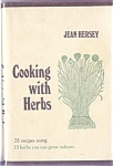 Cooking With Herbs By Jean Hersey