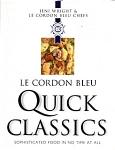 Le Cordon Bleu Quick Classics : Sophisticated