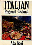 Italian Regional Cooking By Ada Boni