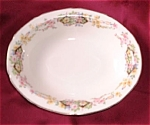 Crooksville Oval Serving Bowl