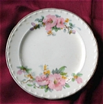 Crooksville Lagrande Bread & Butter Plates
