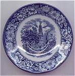 Liberty Blue Saucers
