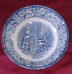 Liberty Blue Berry Bowls By Wedgwood