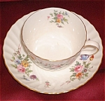 Minton Marlow Cups And Saucers