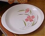 Stetson Platter Pink Floral