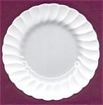 Wedgwood Whitecliffe Royal Tuscan B&b Plates
