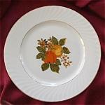 Wedgwood English Harvest Dinner Plates