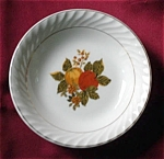 Wedgwood English Harvest Berry Bowls