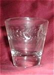 Monogahela Cut Glass Shot Glasses- Laurel