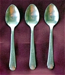Crosby Demitasse Spoon