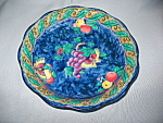 Losol Ware Armado Art Pottery Large, Shallow Bowl