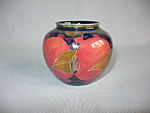 William Moorcroft Burslem Signed Pomegranate Vase