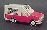 Auto Glass Specialists Truck Bank Advertising Souvenir