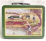 John Deere Lunchbox Lunch Box Metal Tin New Collectible