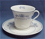 Gorham China Town & Country Colonial Manor Cup & Saucer
