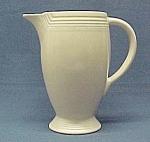 Vintage Fiesta Ivory Coffeepot Coffee Pot Fiestaware