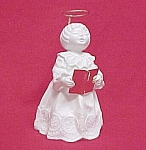 Department 56 Porcelain Christmas Caroler Figurine Dept