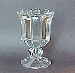 Heisey Crystolite Ftd Cigarette Holder Depression Glass