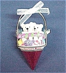 Carlton Christmas Valentine Ornament Sweethearts 2002