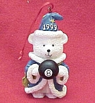 Dept 56 Santabear Christmas Ornament Wizard Merlin 1999