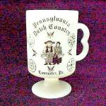 Pennsylvania Dutch Country Coffee Mug Cup Lancaster Pa