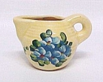 Robinson Ransbottom Miniature Pitcher Mini Jug Hand Ptd