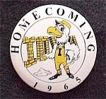 65 University Of Iowa Hawkeyes Football Homecoming Pin