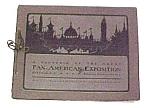1901 Worlds Fair Pan-american Exposition Souvenir Book