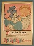 Vintage Ad: 1960 Carter's Play Pajamas