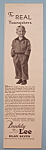 Vintage Ad: 1931 Buddy Lee Play Suits