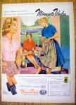 1959 Minnesota Woolen With Woman With Skirt