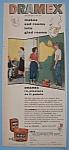 Vintage Ad: 1955 Dramex